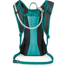 Osprey Kitsuma 7 Hydration Backpack Dam teal reef